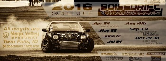 2016 schedule REVISED
